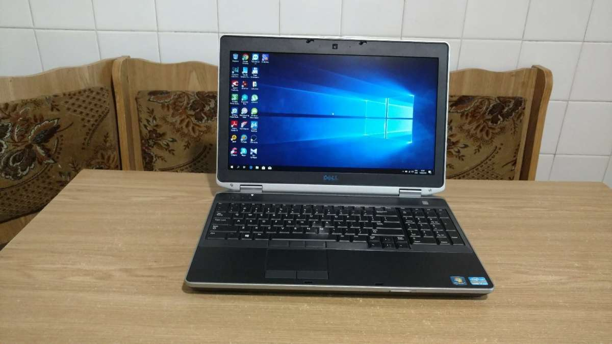 Dell Latitude E6530, 15,6'' 1600x900, i7-3720QM, 8GB, 128GB SSD, Nvidi
