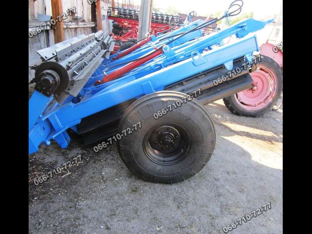 Каток КЗК-6-04 измельчитель для трактора МТЗ-80 МТЗ-82.