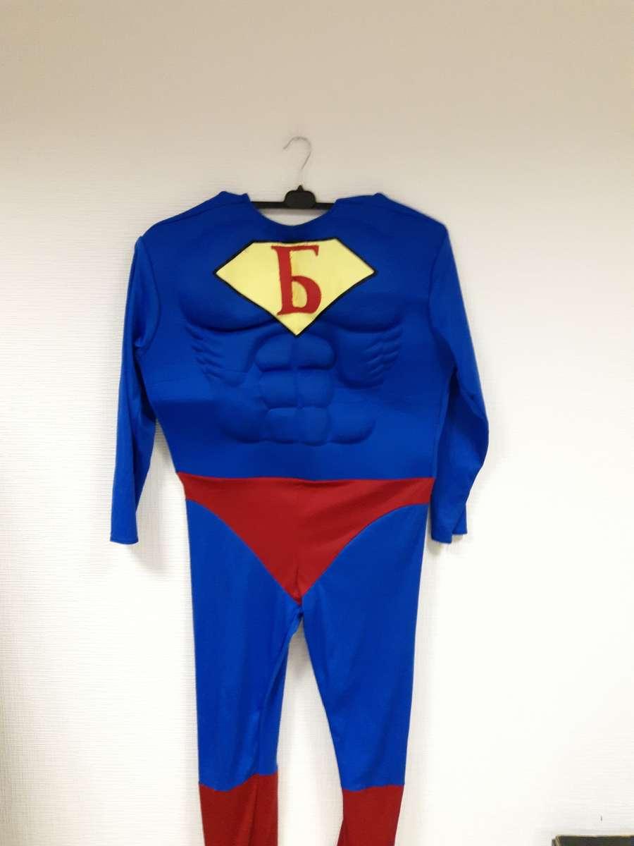 Аренда/прокат  костюм супергероя в хорошем состоянии!