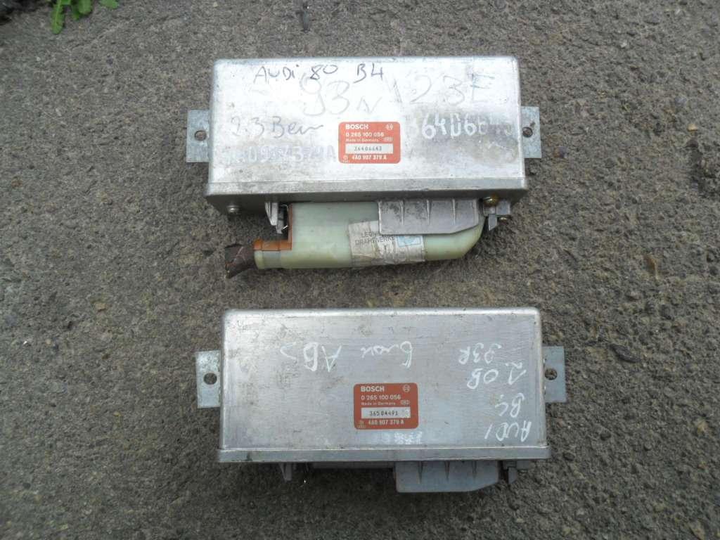 Блок управления АBS,  Bosch  0265100056,  Audi   4A0907379A