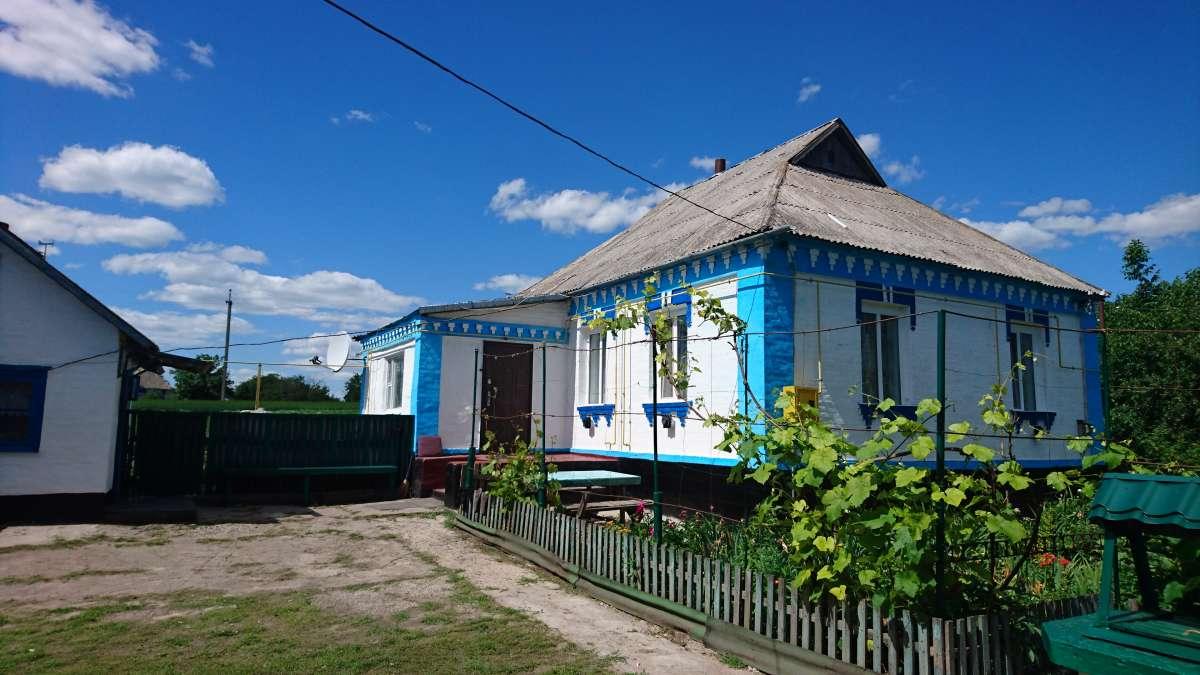 Продам будинок в с. Потіївка