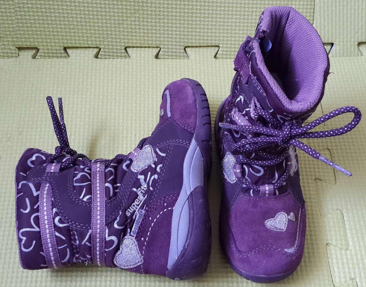 Ботинки Superfit Gore-Tex 25 размер