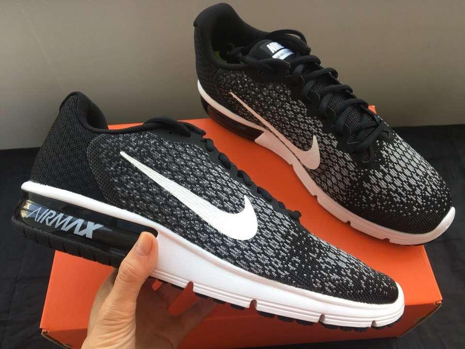 Кроссовки Nike Air Max Sequent 2 Оригинал