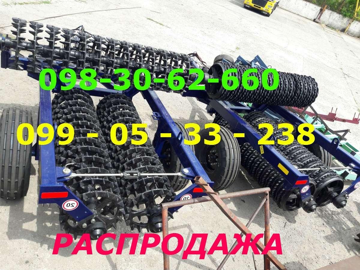 КАТКИ Кзк,ккш-6 НА КОЛЕСАХ Грудобой-каток КЗК(ККШ)
