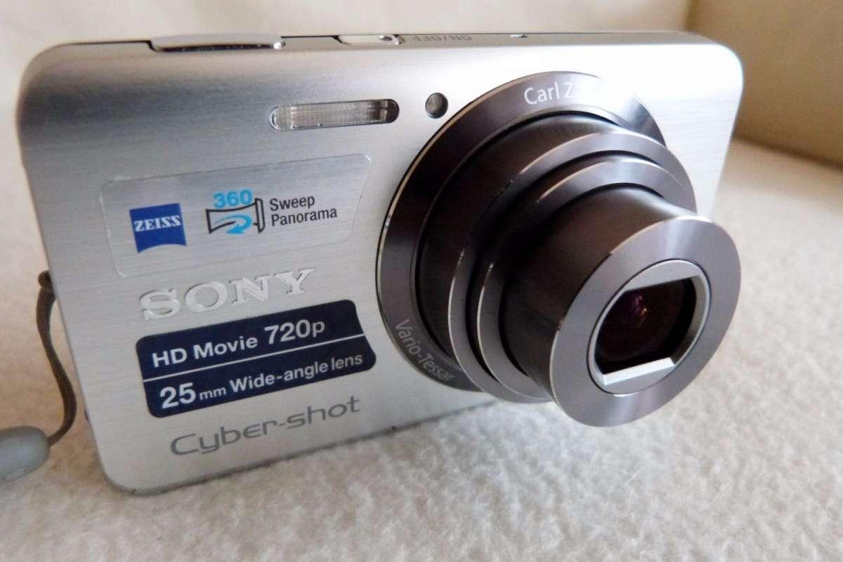 Цифровой фотоаппарат SONY Cyber-Shot DSC-W630 - 16 Mп. - HD - Идеале !