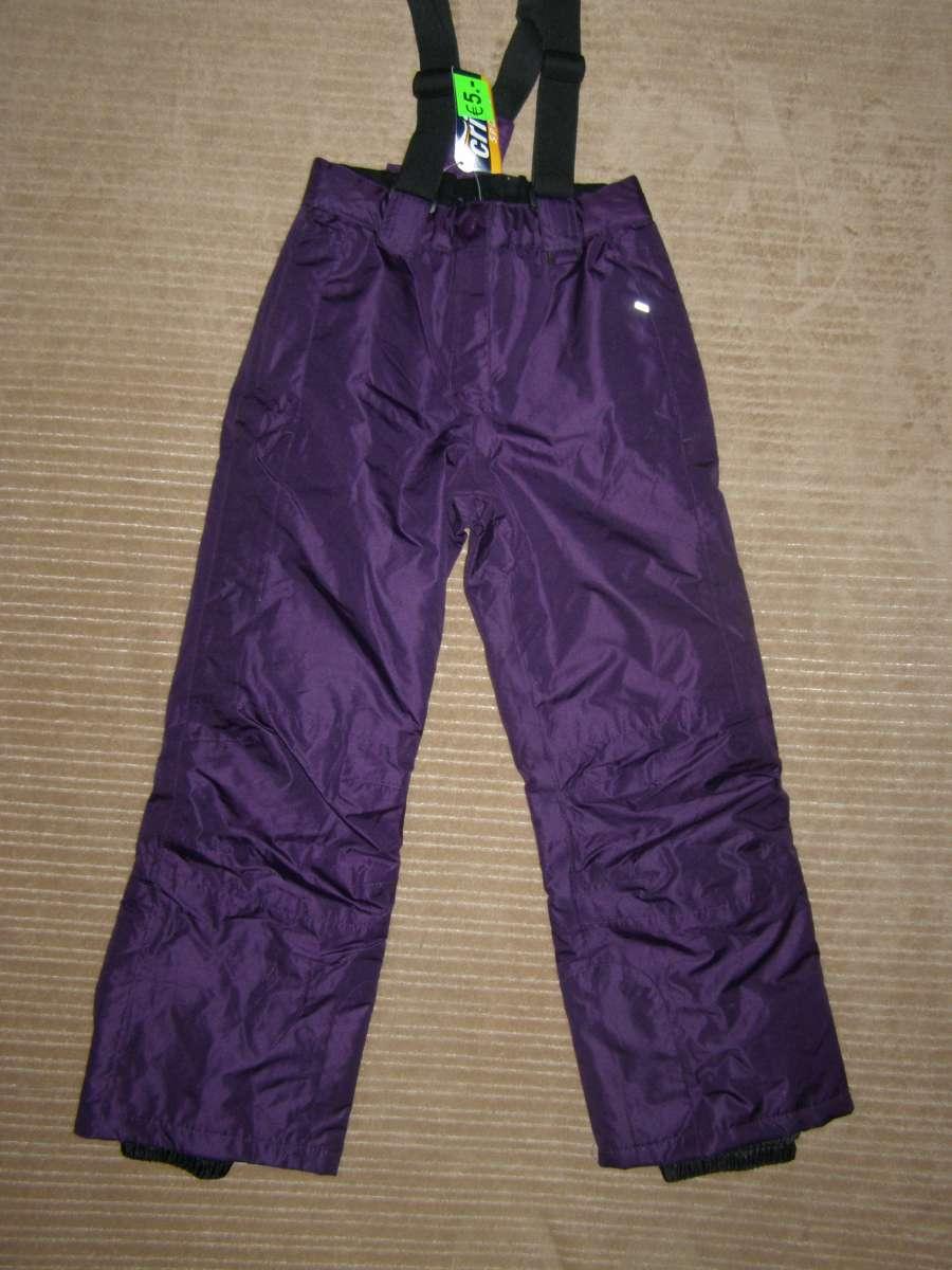 Лыжные штанишки новые