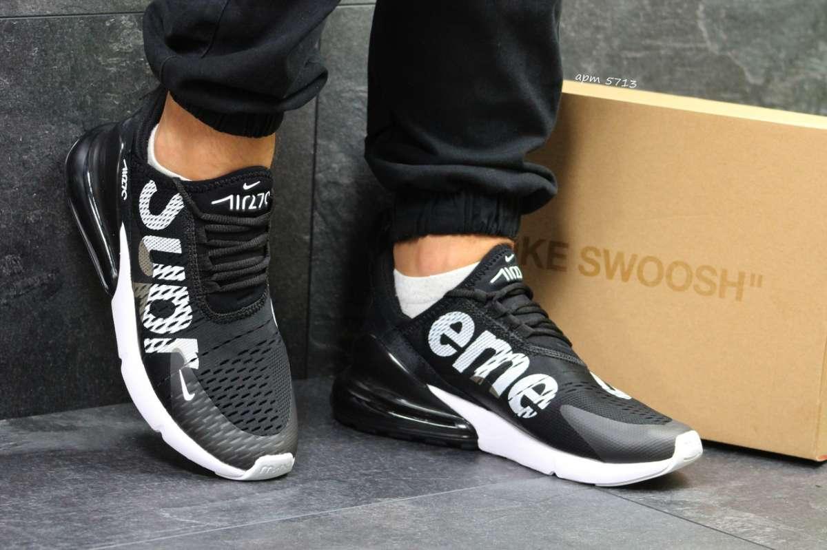fc43edb3 Кроссовки Nike Air Max 270 Supreme размер 36-45: 1 250 грн - мода и ...