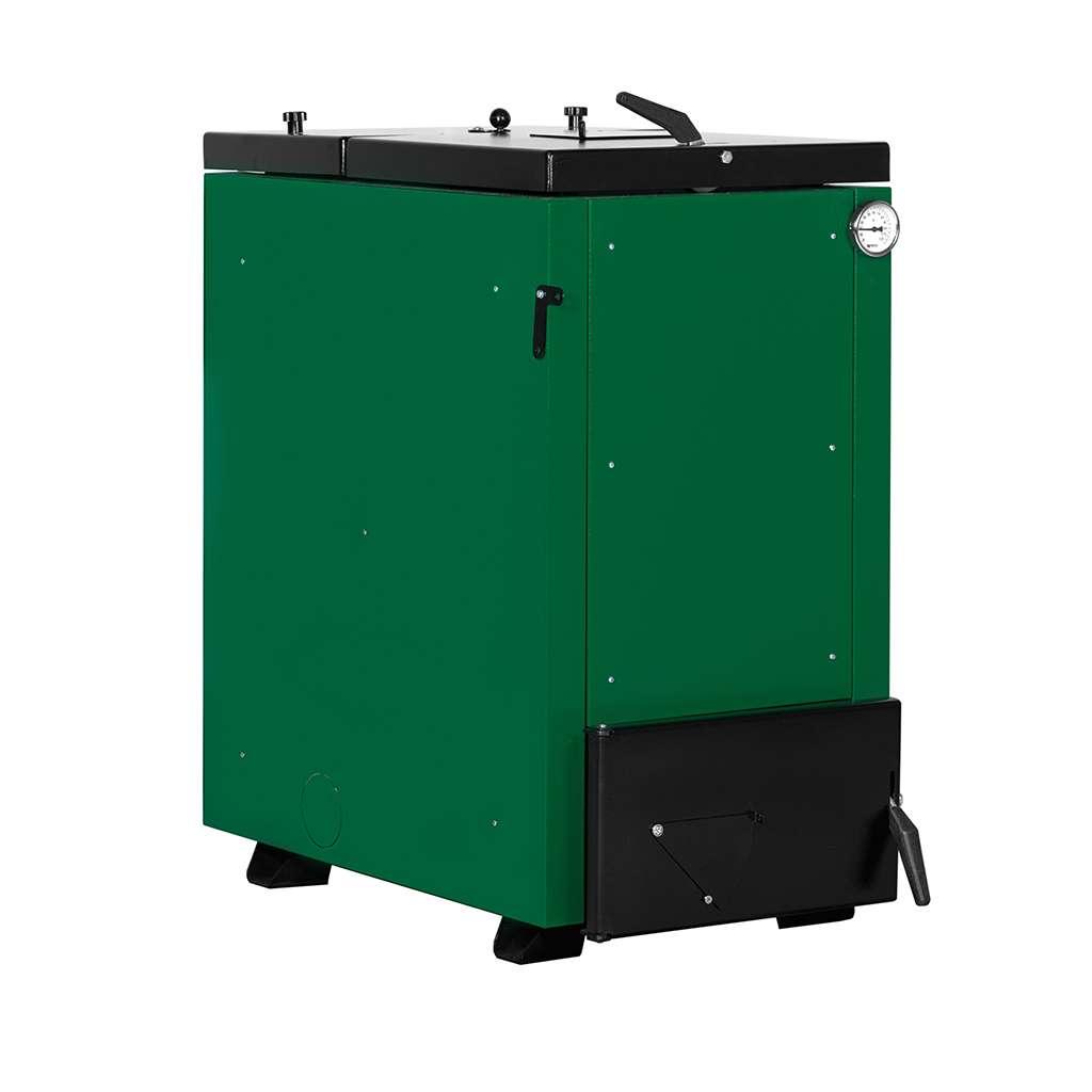 Шахтный котел длительного горения Макситерм 18 кВт