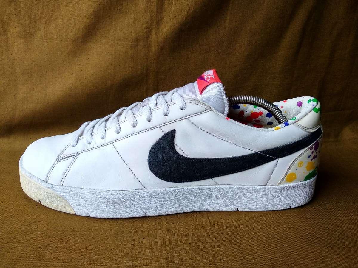 Кожаные кроссовки Nike Super Blazer Low 46 размер