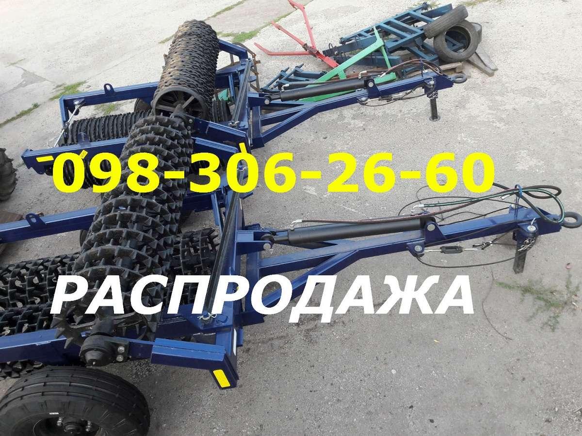 Каток(шпоровый,зубовый,кольчатый)ККШ-6,Кзк-6-01 на ВЫБОР(520ММ-сталь)