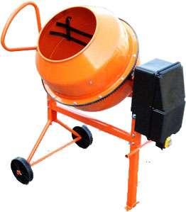Бетономешалка Agrimotor на 150 литров