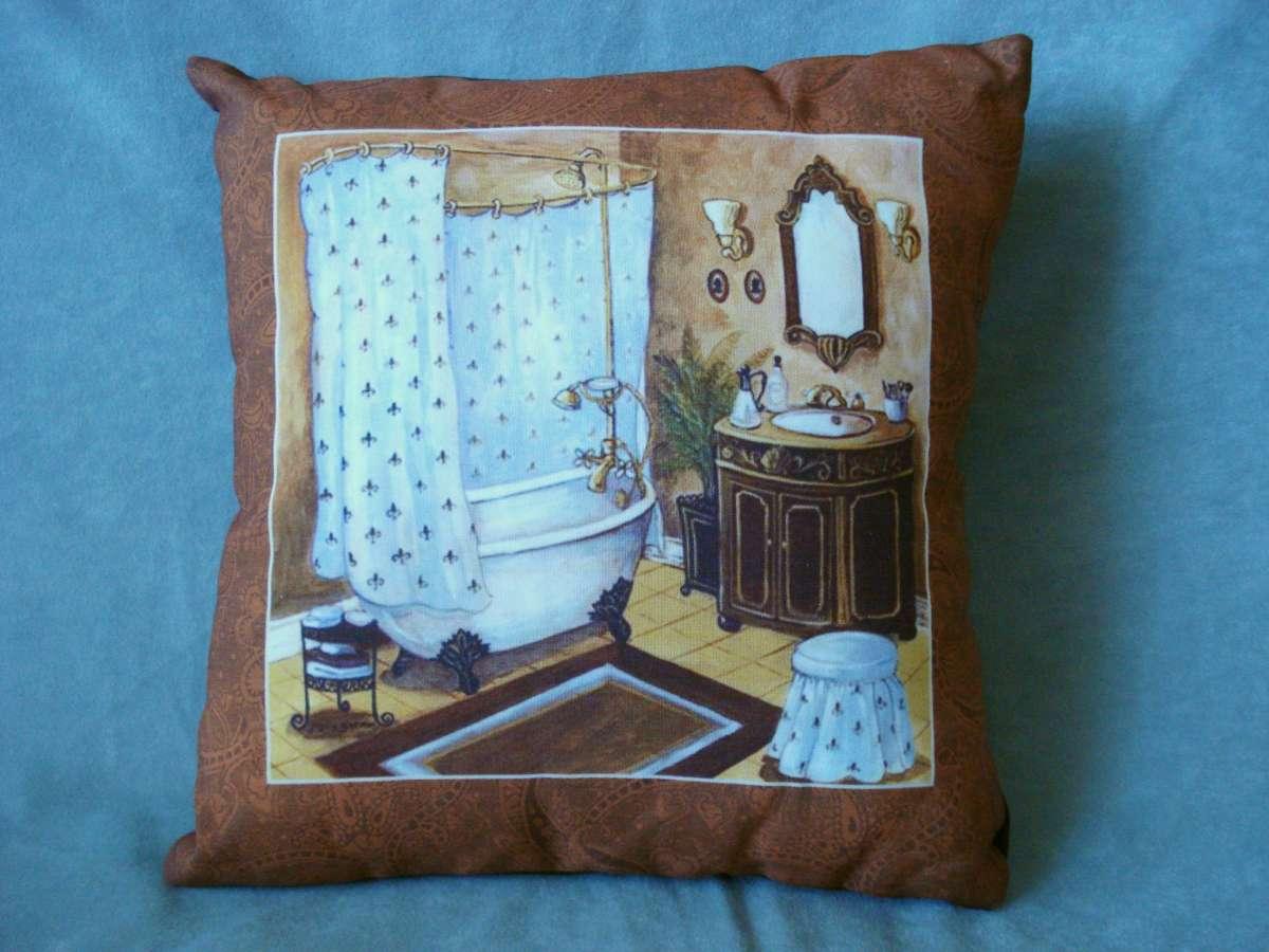 Декоративная подушка В доме уют