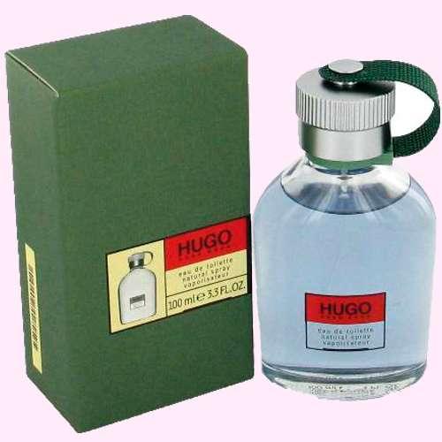 духи Hugo Boss Hugo Manfleur Parfum 265 грн мода и стиль
