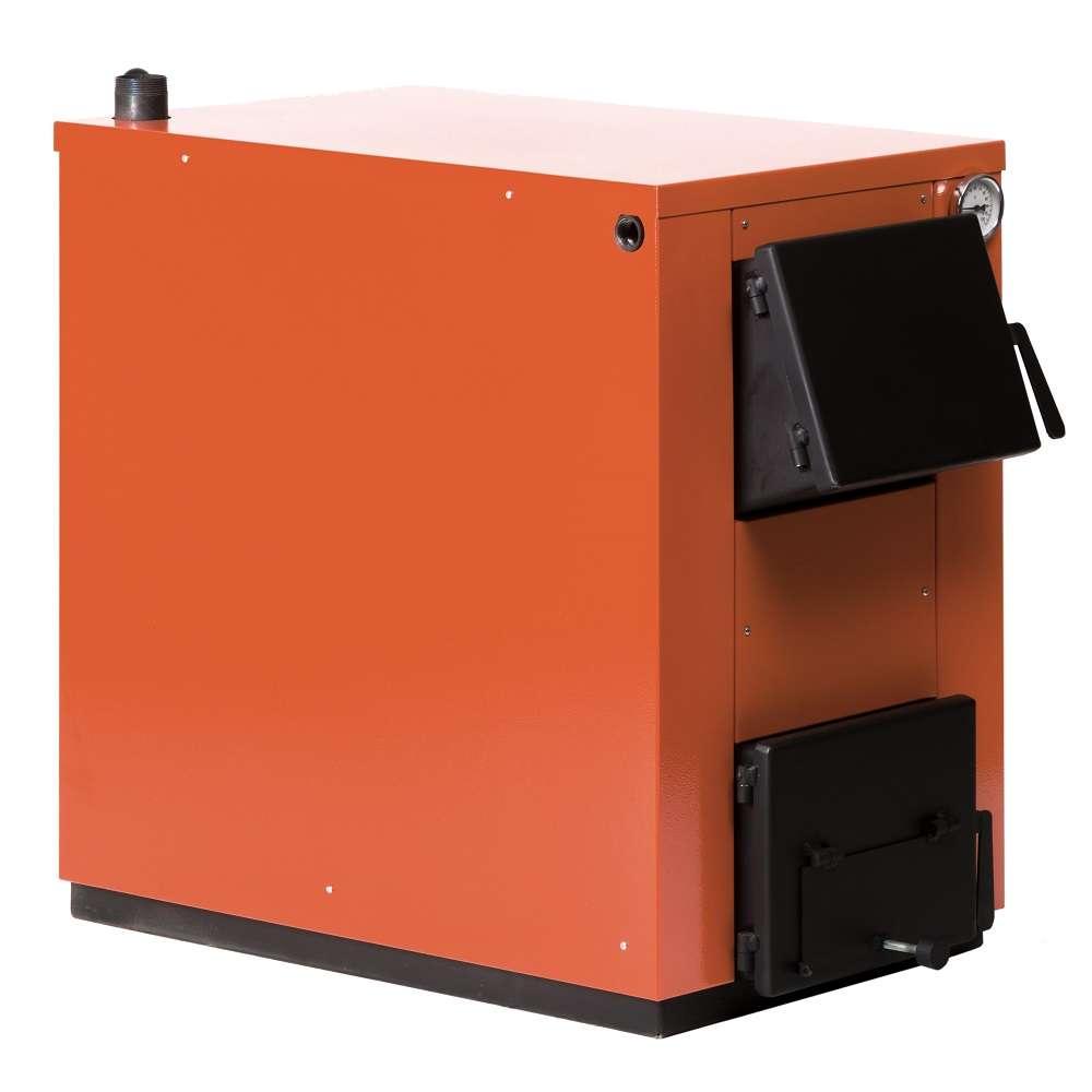 Котел твердотопливный для отопления дома Maxiterm 20 кВт