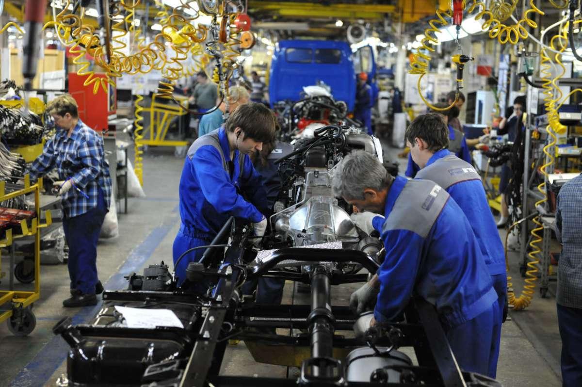 Работа на автозаводе в Чехии