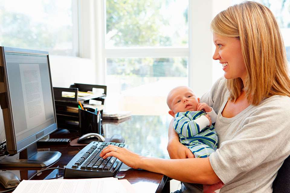Оператор ПК на дому, работа женщинам
