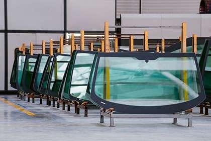 Виробництво будівельної та автомобільної скляної продукції