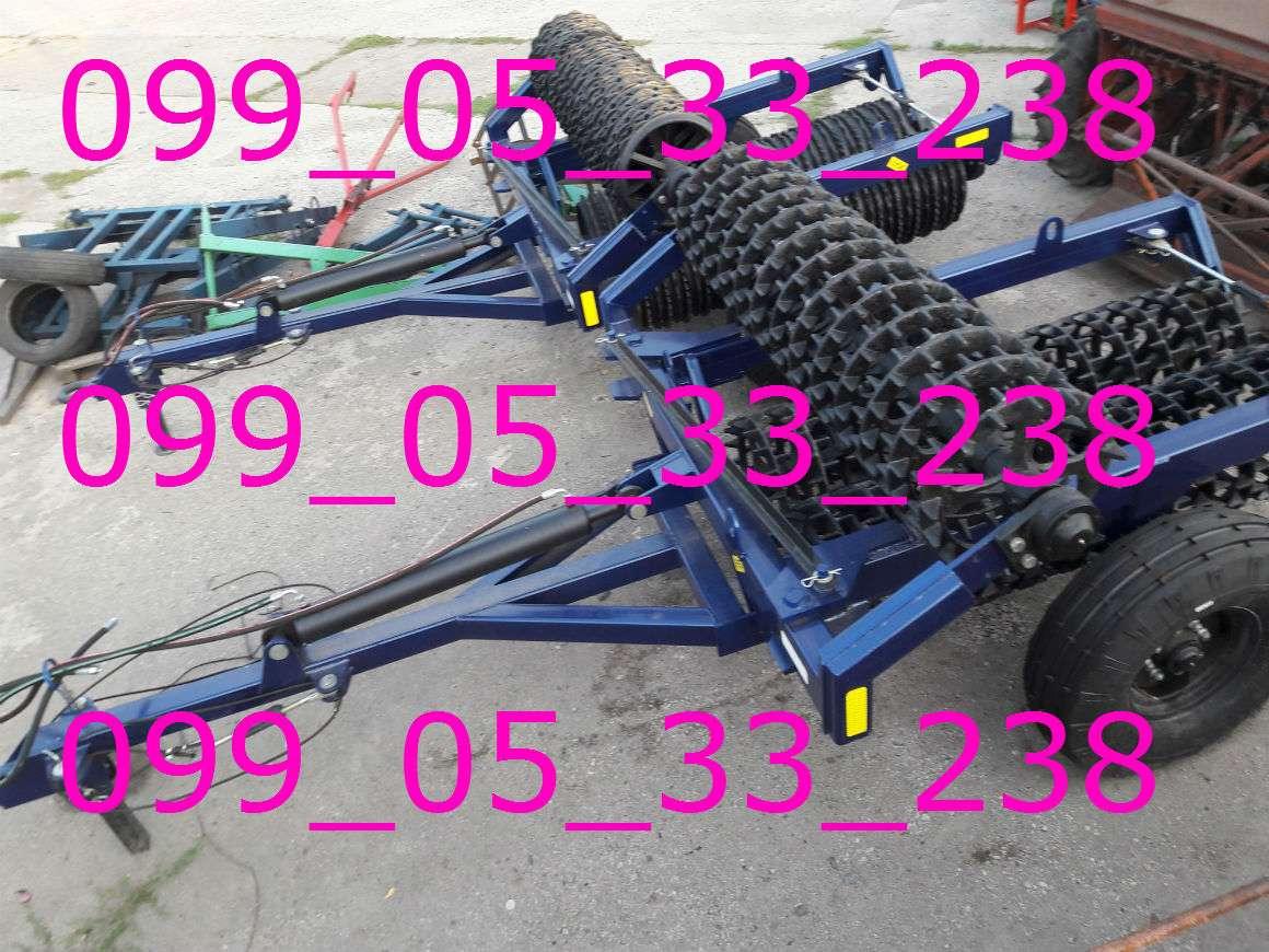 ККШ-6 кольчато зубчатый каток с ценами и фото, где купить в Днепре