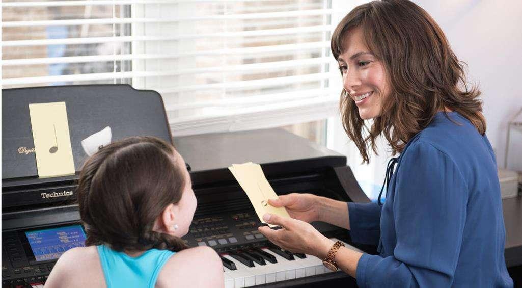 Индивидуальные уроки игры на фортепиано