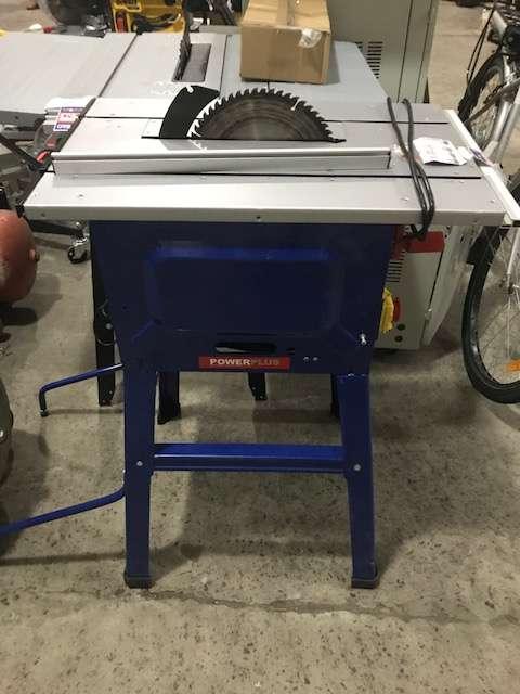 Циркулярный станок PowerPlus POW8562
