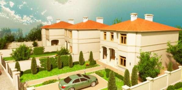 Новые дома «Sea Villas» возле моря в закрытом коттеджном городке!