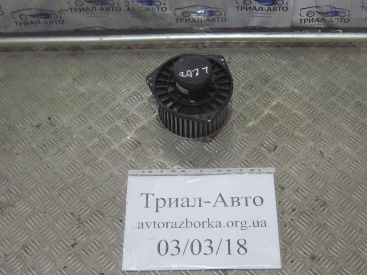 вентилятор печки на Митсубиси Л200