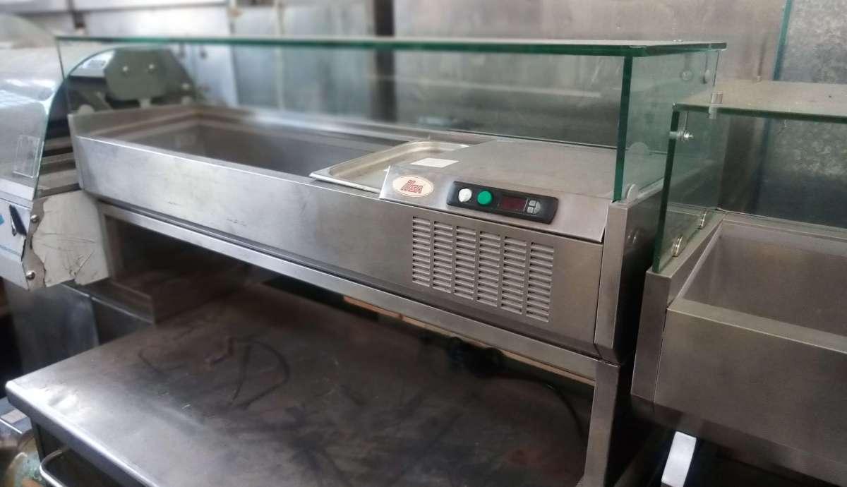 Б/у Вітрина холодильна ILSA VR381002