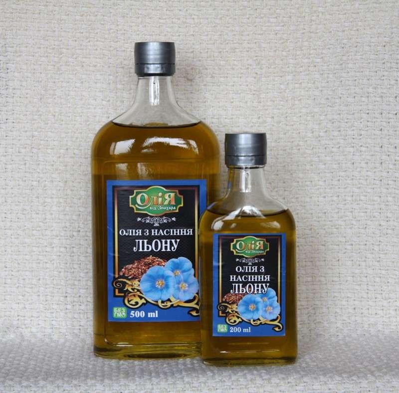 Масло Льна