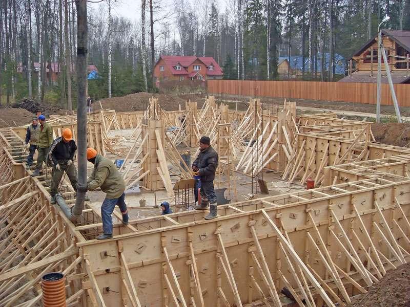 Опалубщик, плотник по фундаменту.Работа на строительную фирму в Чехии