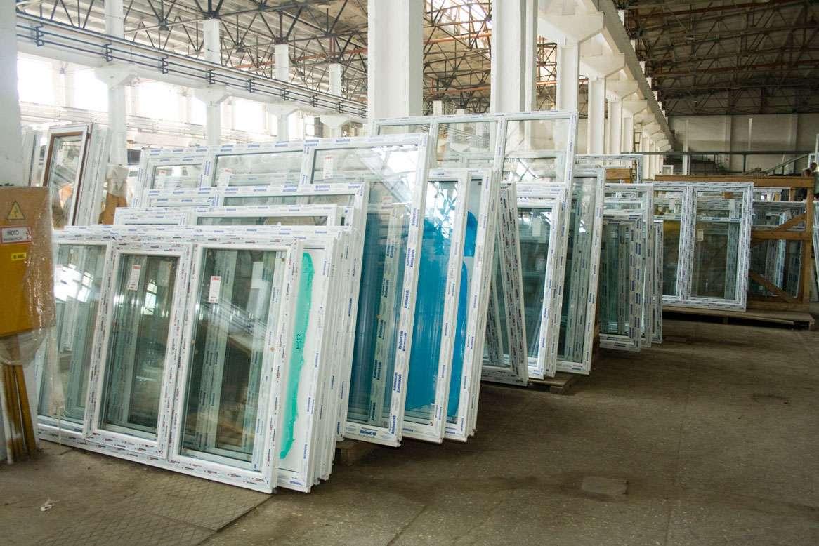 Виробник вікон з PCV і алюмінію