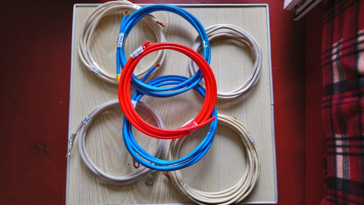 Медний кабель 6 квадрат