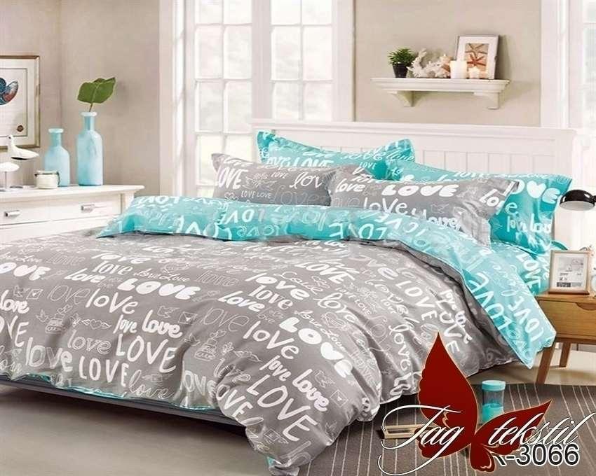 Комплект постельного белья с компаньоном R3066