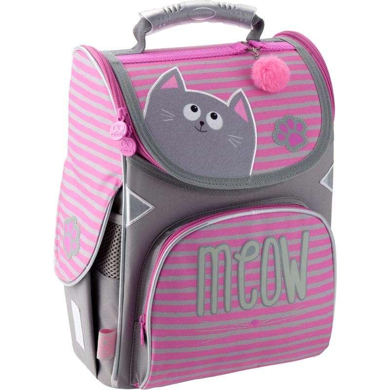Рюкзак школьный каркасный 2019 GoPack 5001-1 (GO19-5001S-1)