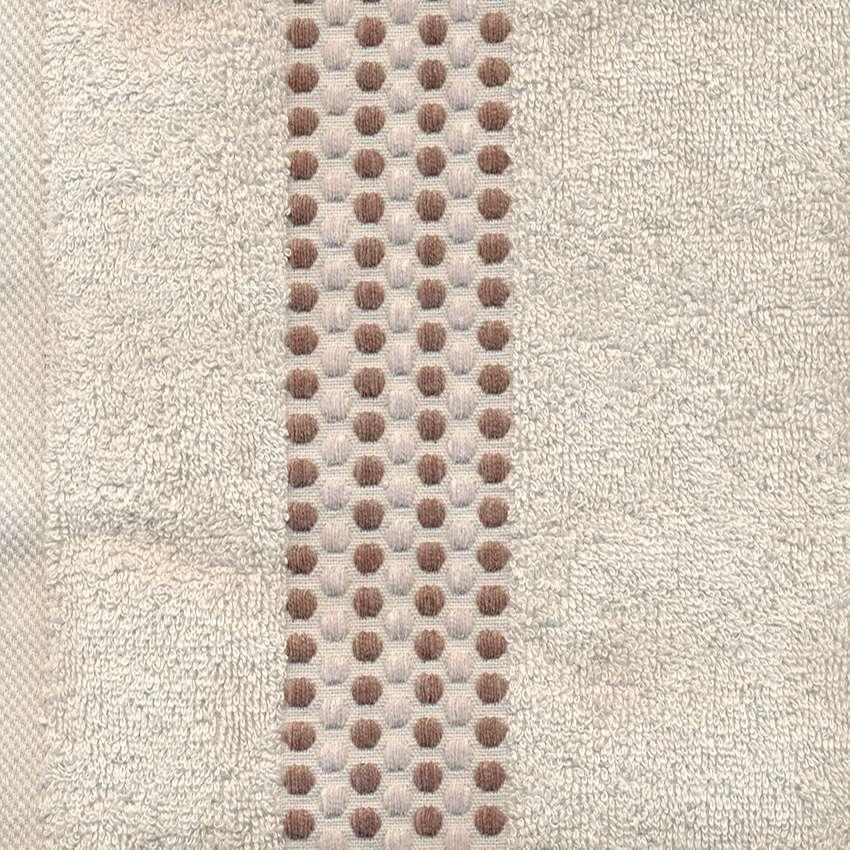 Полотенце махровое Goroh (светло-бежевый)