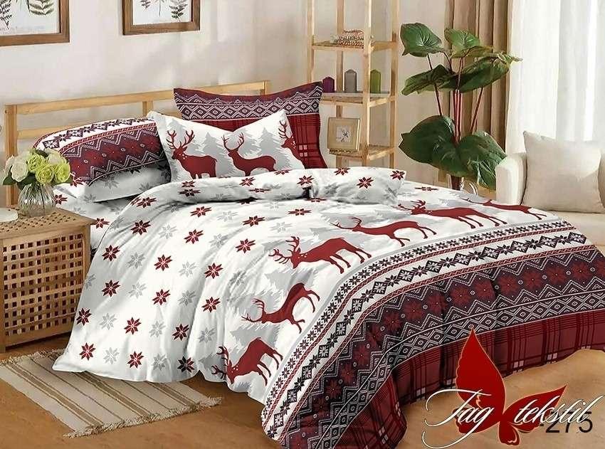 Евро комплект постельного белья S275