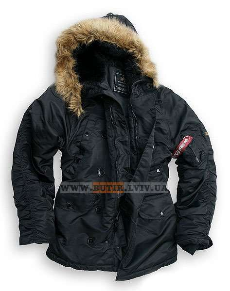 Куртка аляска N3-B Parka Alpha Industries