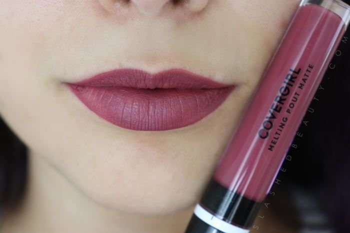 Продается помада COVERGIRL Melting Pout Matte Lipstick 320 Back Tal 13