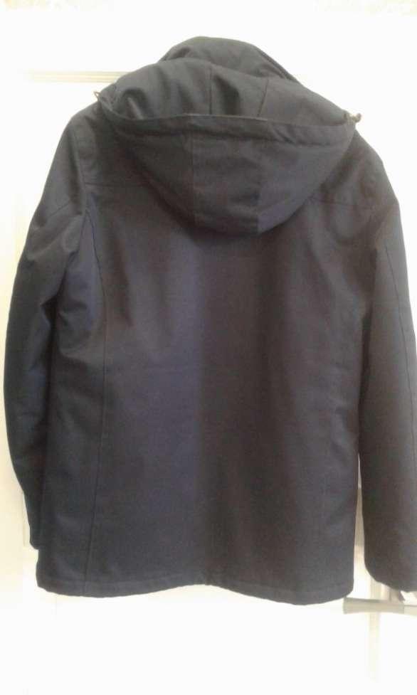 Куртка мужская 50р (165-175рост) новая.