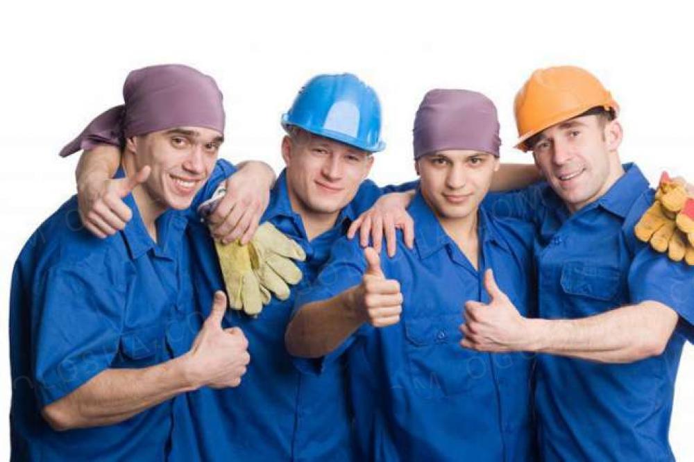 Строители в Израиль