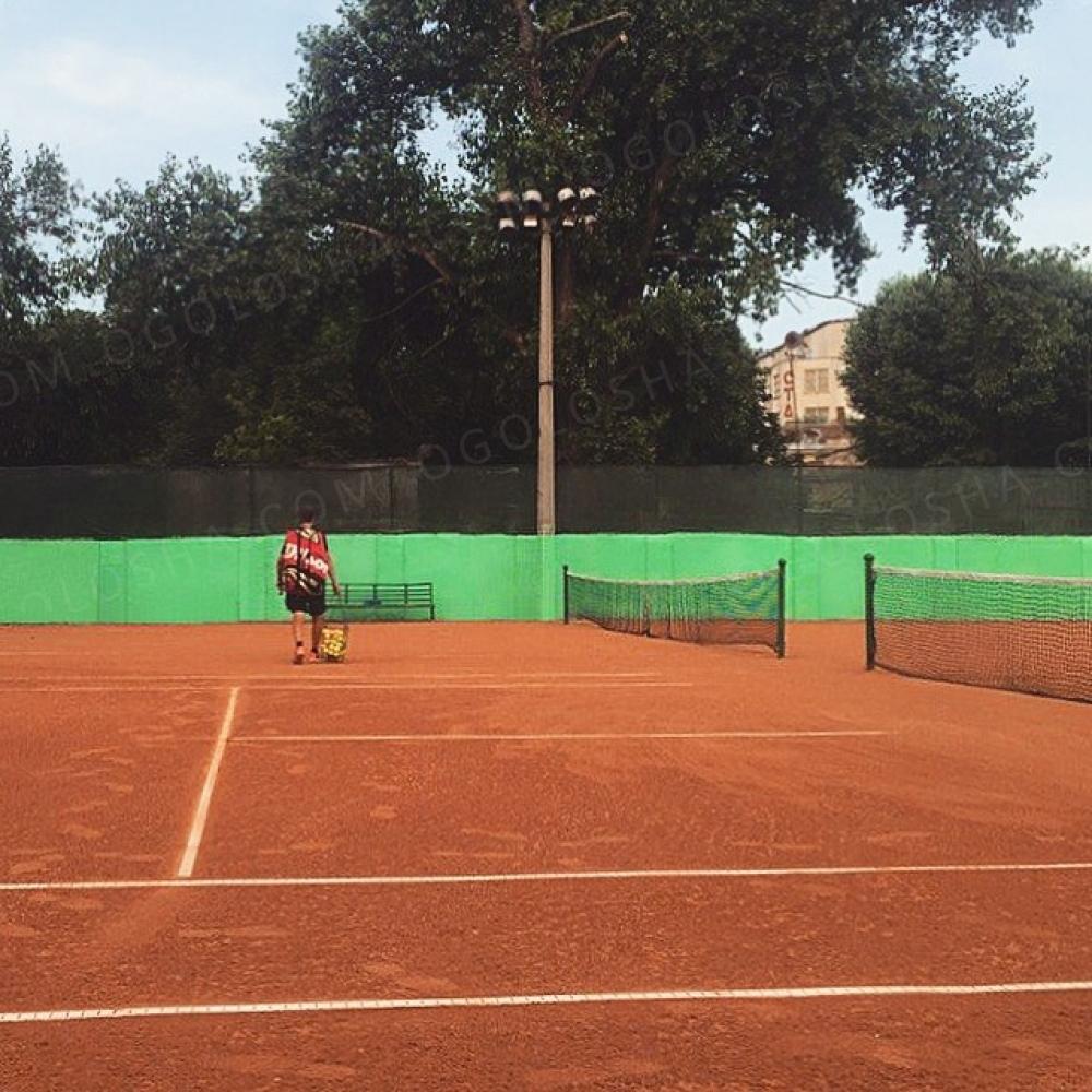 Теннисные корты, Одесса