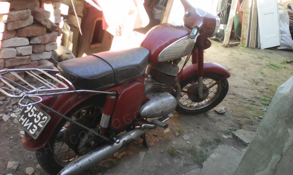 Продаю мотоцыкл ява350