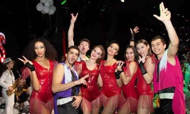 работа для танцоров киев