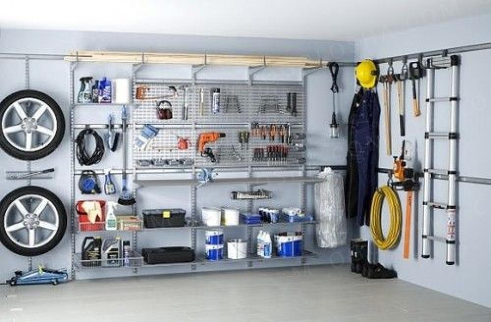 Уборка гаража (Бесплатно)