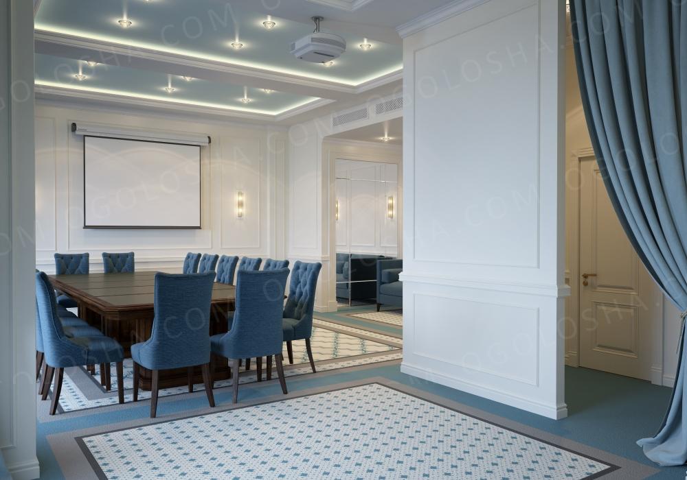 Аренда конференц-залов с панорамным видом на историческую Одессу и морской залив