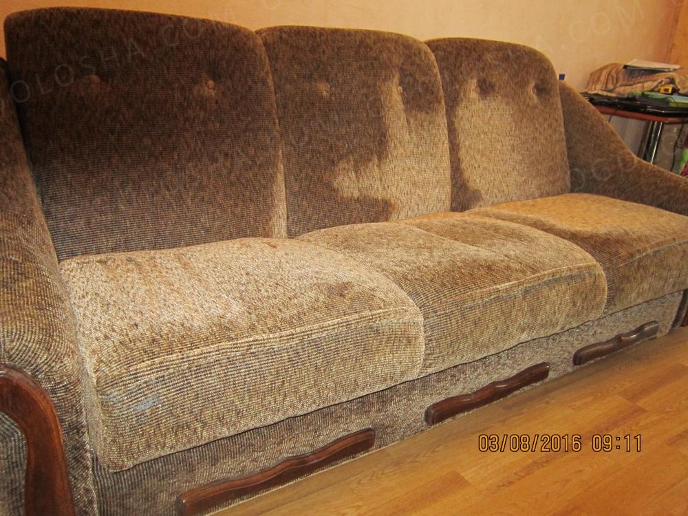 Срочно продам отличный диван!