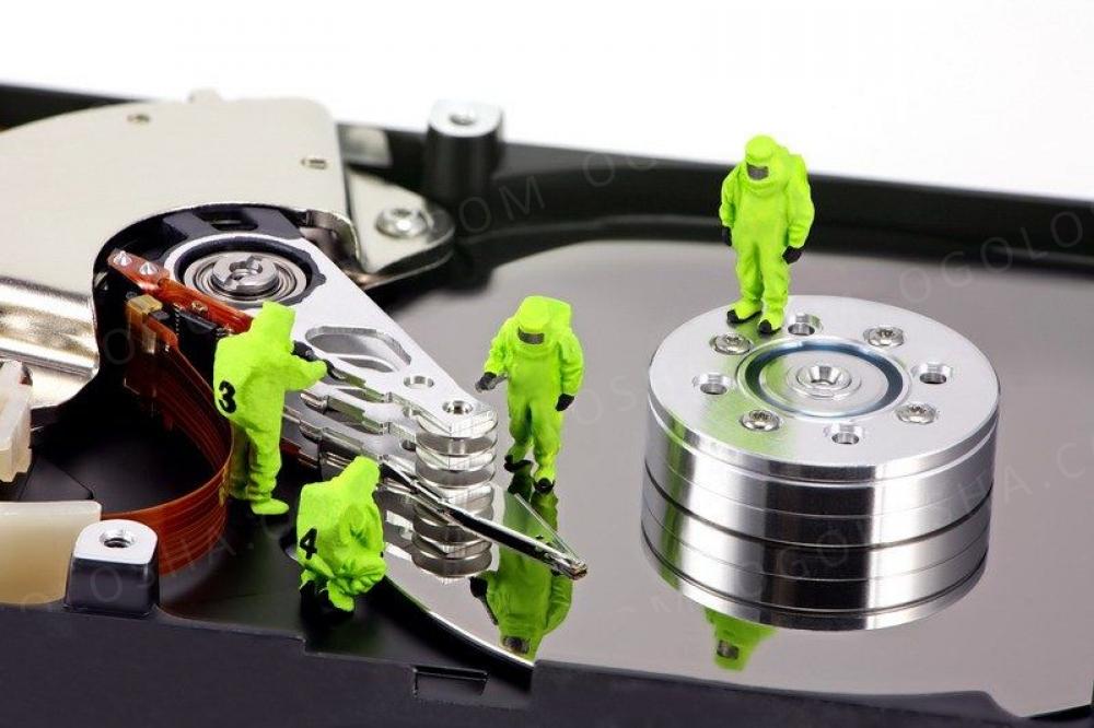 Восстановление информации c HDD, SSD, карт памяти и флешек