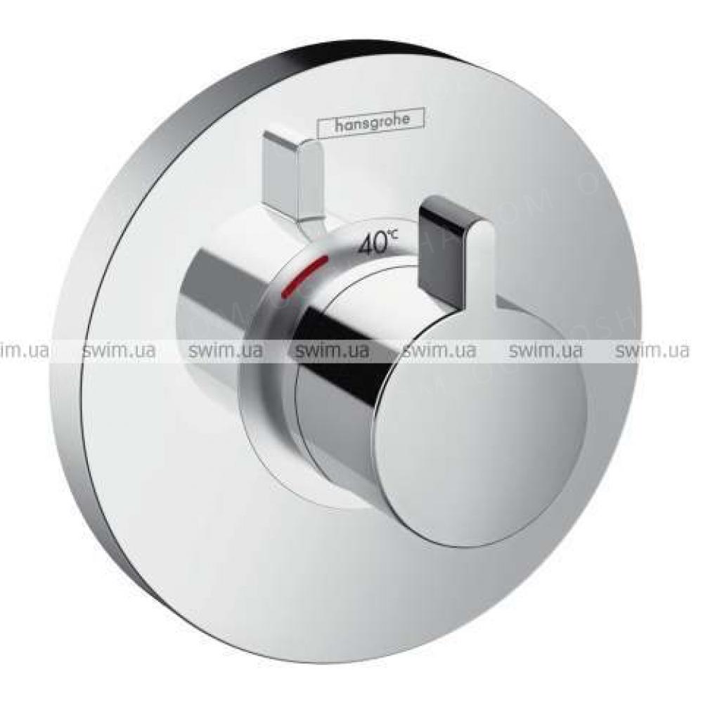 Термостат для душа Hansgrohe ShowerSelect S Highflow 15741000