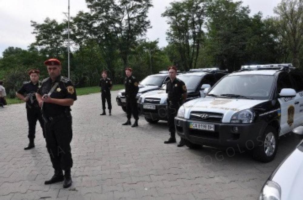 Обеспечение безопасности Киев