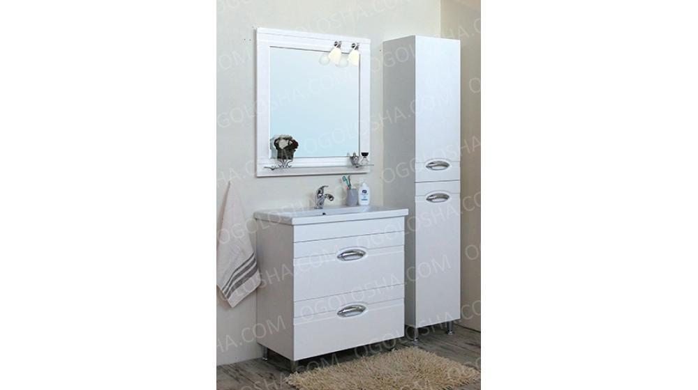 Мебель для ванной Мойдодыр, коллекция Жасмин