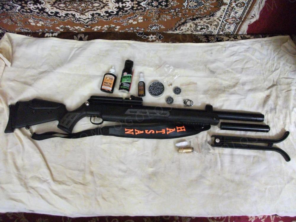 Пневматическая винтовка Hatsan BT65-RB без ствола под калибр 4,5мм